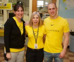 Livestrong Graduation at Southington YMCA