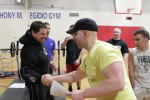 Southington YMCA Bench Press Competition, photos by Miceli Productions