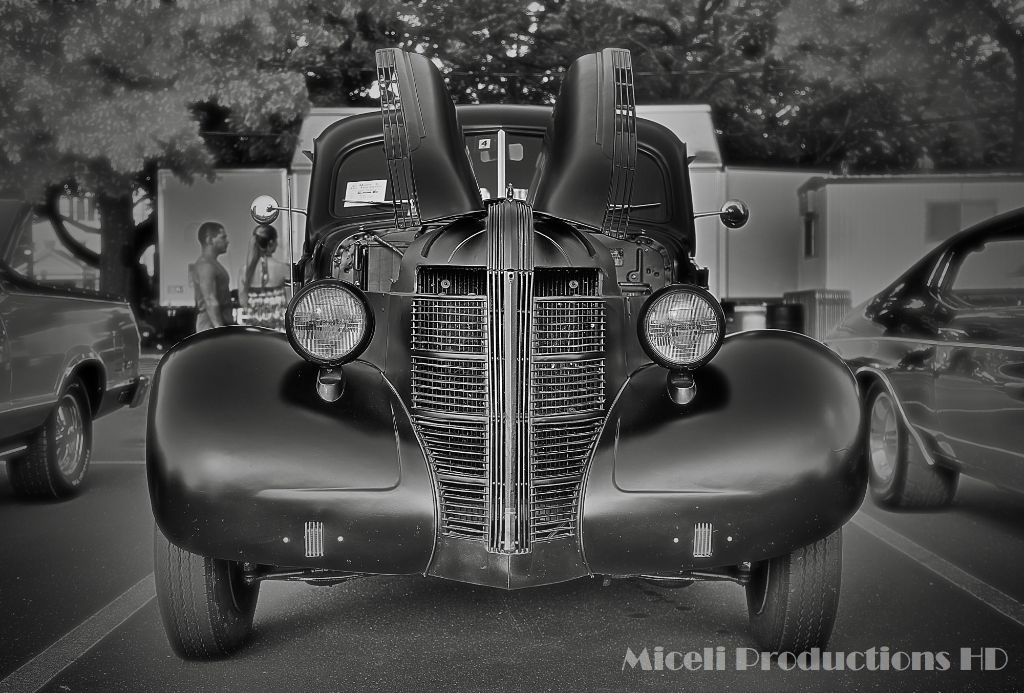 Black Roadster, Photography by Miceli Productions