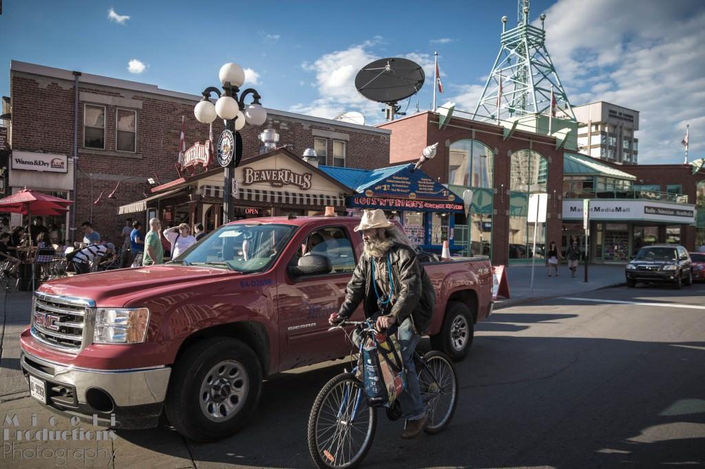 Byward Market Crossroads. Ottawa, Canada.