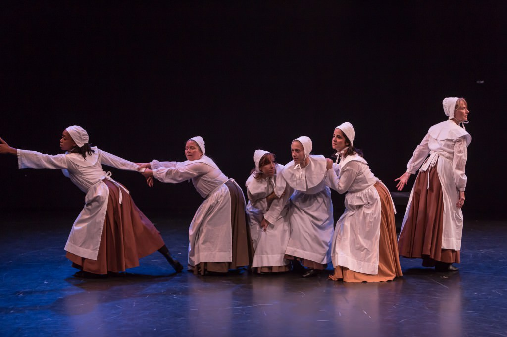 Judy Dworin Dance Ensemble, Photo by Miceli Productions. Hartford, CT.