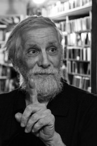 John Conklin (born June 22, 1937) is a theater designer and teaches in the Department of Design for Stage and Film at New York University's Tisch School of the Arts. Photo by Miceli Productions.