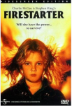 Firestarter DVD with Drew Barrymore