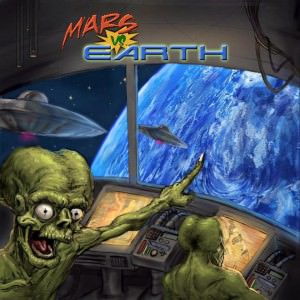 Mars vs. Earth Boardgames by Geek Fever Games