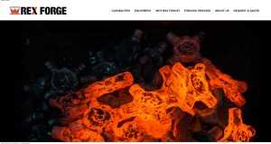Rex Forge Homepage. New website photography by Miceli Productions. Rex Forge provides Critical Forged Steel Production. Hartford, CT.
