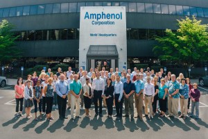 Amphenol HQ 2015. Corporate and business photography by Miceli Productions, Hartford, CT.