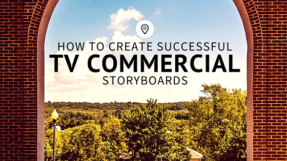 How To Create Successful Tv Commercial Storyboards | Miceli