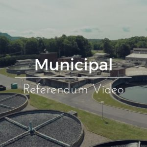 Video production for municipal agency referendum by Miceli Productions, Southington, CT.