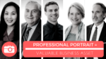 A professional portrait is a valuable business asset