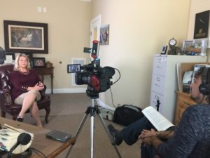 Behind the scenes with Miceli Productions, providing photography and video production in Hartford CT and New Haven CT.