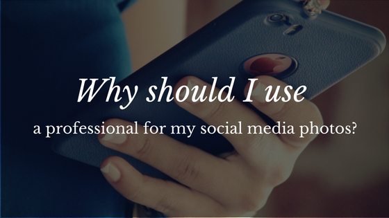 Why should I use a professional for my social media photos? | Miceli Productions